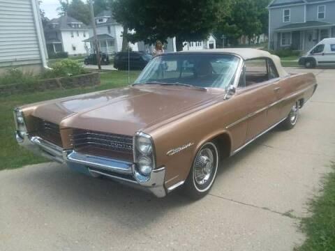 1964 Pontiac Catalina for sale at Classic Car Deals in Cadillac MI