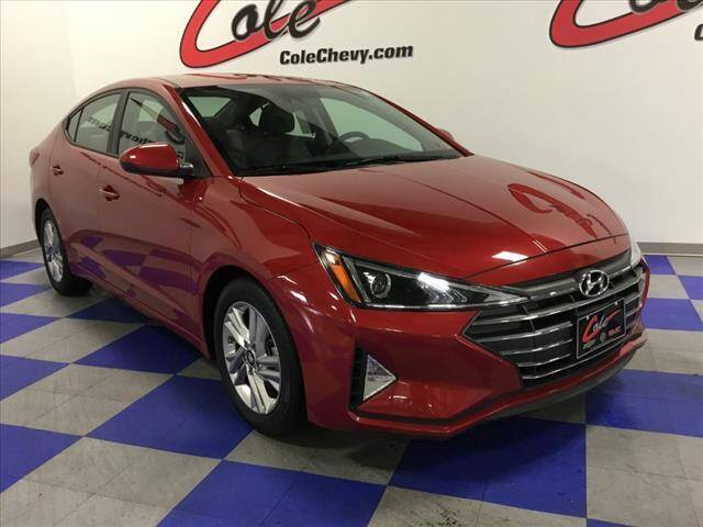 2020 Hyundai Elantra for sale at Cole Chevy Pre-Owned in Bluefield WV