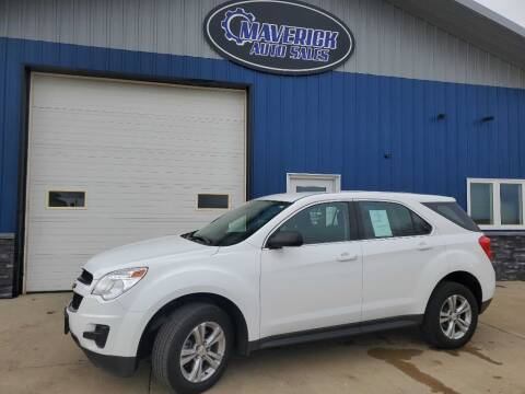 2015 Chevrolet Equinox for sale at Maverick Automotive in Arlington MN