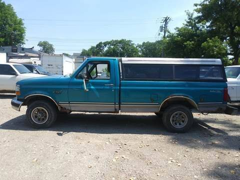 1994 Ford F-150 for sale at Southtown Auto Sales in Albert Lea MN
