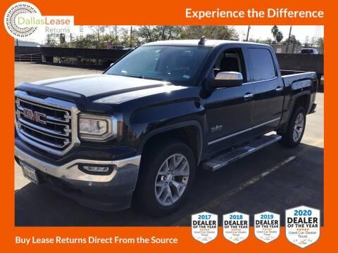 2018 GMC Sierra 1500 for sale at Dallas Auto Finance in Dallas TX