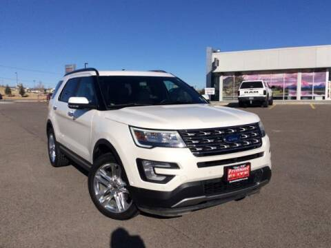 2017 Ford Explorer for sale at Rocky Mountain Commercial Trucks in Casper WY