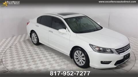 2014 Honda Accord for sale at Excellence Auto Direct in Euless TX