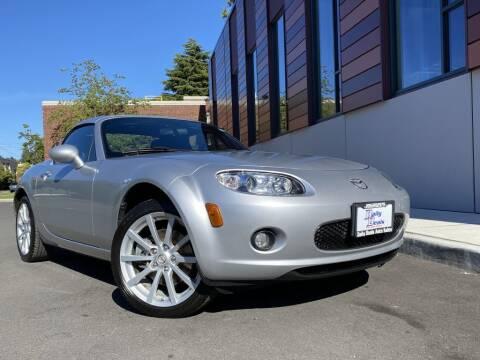 2008 Mazda MX-5 Miata for sale at DAILY DEALS AUTO SALES in Seattle WA