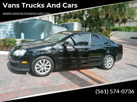 2010 Volkswagen Jetta for sale at Car Girl 101 in Oakland Park FL