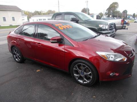 2013 Ford Focus for sale at Dansville Radiator in Dansville NY