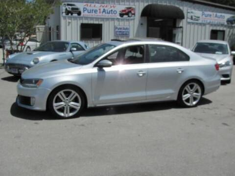 2015 Volkswagen Jetta for sale at Pure 1 Auto in New Bern NC