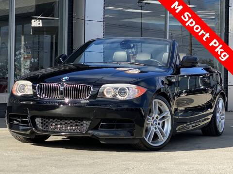 2013 BMW 1 Series for sale at Carmel Motors in Indianapolis IN