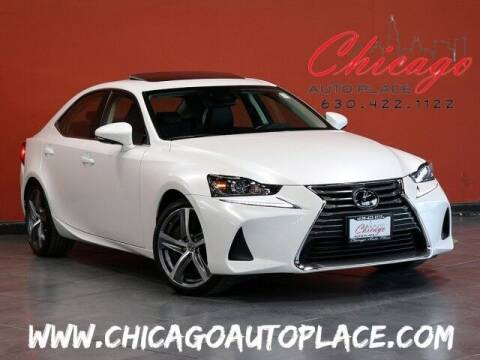 2018 Lexus IS 300 for sale at Chicago Auto Place in Bensenville IL