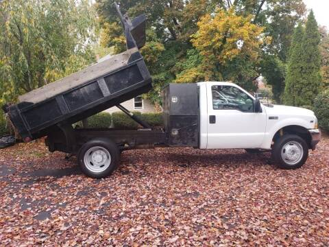 2001 Ford F-450 Super Duty for sale at Plum Auto Works Inc in Newburyport MA