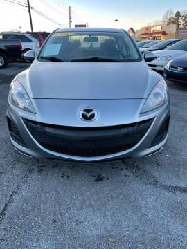 2010 Mazda MAZDA3 for sale at SRI Auto Brokers Inc. in Rome GA