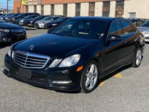 2013 Mercedes-Benz E-Class for sale at MAGIC AUTO SALES - Magic Auto Prestige in South Hackensack NJ