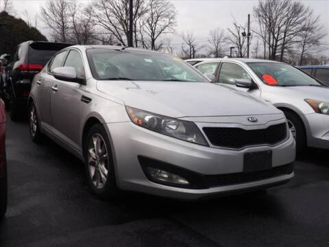 2013 Kia Optima for sale at Buhler and Bitter Chrysler Jeep in Hazlet NJ