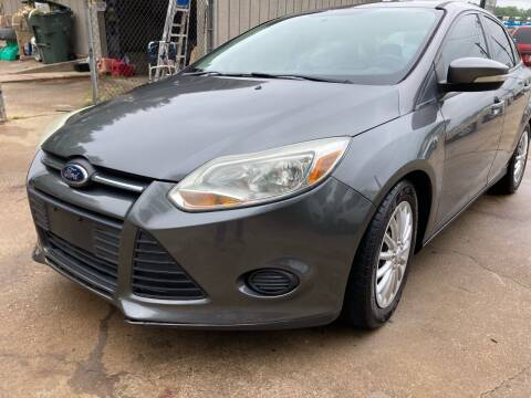 2014 Ford Focus for sale at Peppard Autoplex in Nacogdoches TX