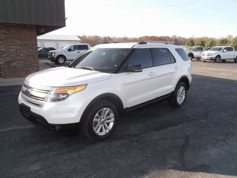 2011 Ford Explorer for sale at Dietsch Sales & Svc Inc in Edgerton OH