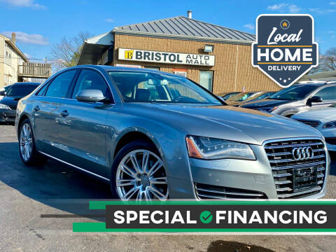 2014 Audi A8 for sale at Bristol Auto Mall in Levittown PA