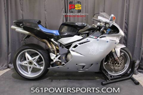 2005 MV Agusta F4 100 for sale at Powersports of Palm Beach in Hollywood FL