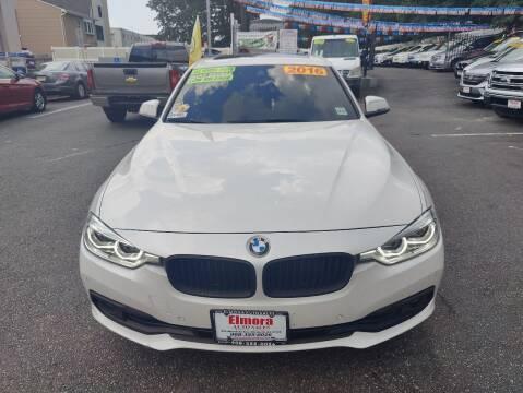 2016 BMW 3 Series for sale at Elmora Auto Sales in Elizabeth NJ
