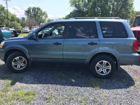 2005 Honda Pilot for sale at Full Throttle Auto Sales in Woodstock VA