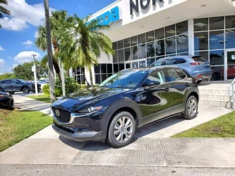 2021 Mazda CX-30 for sale at Mazda of North Miami in Miami FL