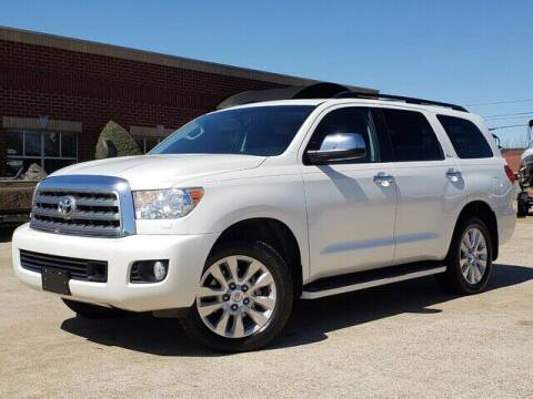 2017 Toyota Sequoia for sale at Tyler Car  & Truck Center in Tyler TX