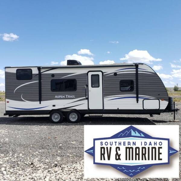 2017 KEYSTONE ASPEN TRAIL 2710BH for sale at SOUTHERN IDAHO RV AND MARINE in Jerome ID