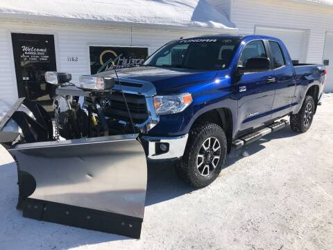 2015 Toyota Tundra for sale at HILLTOP MOTORS INC in Caribou ME
