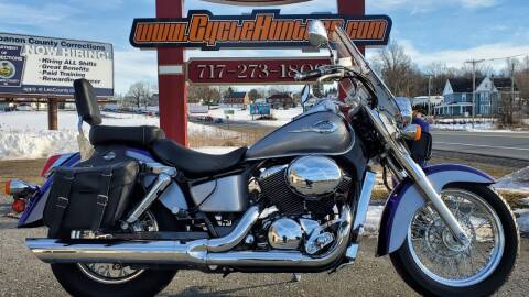 2002 Honda Shadow Aero for sale at Haldeman Auto in Lebanon PA