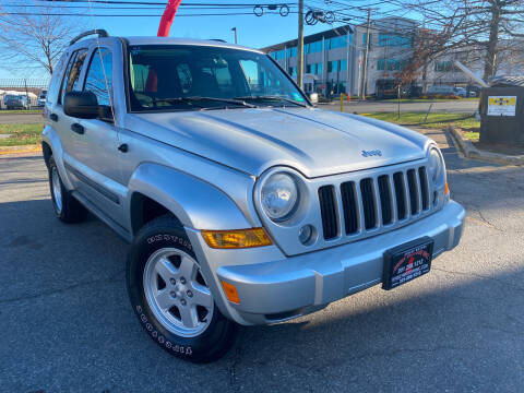 2007 Jeep Liberty for sale at JerseyMotorsInc.com in Teterboro NJ