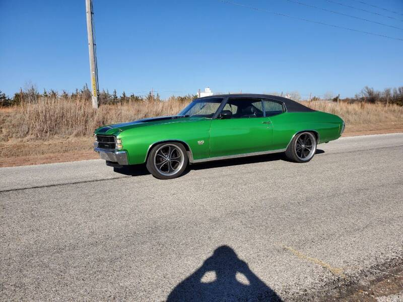 1971 Chevrolet Chevelle for sale at TNT Auto in Coldwater KS