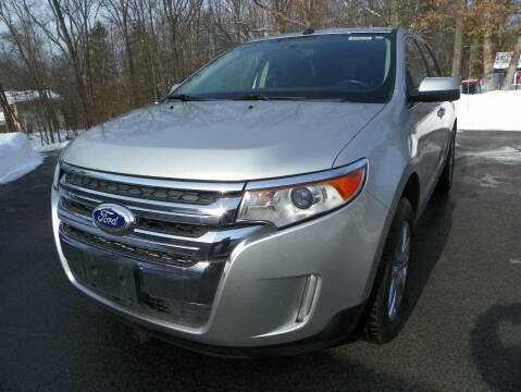 2012 Ford Edge for sale at Ed Davis LTD in Poughquag NY
