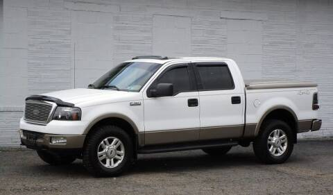 2004 Ford F-150 for sale at Kohmann Motors & Mowers in Minerva OH