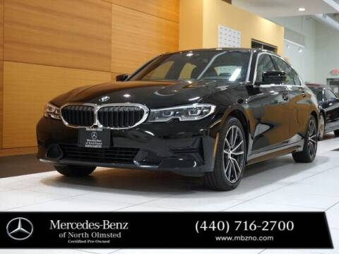 2020 BMW 3 Series for sale at Mercedes-Benz of North Olmsted in North Olmstead OH