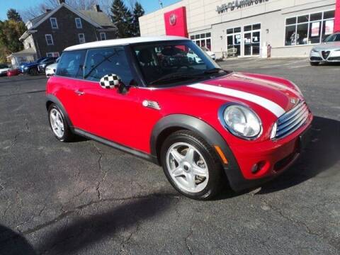 2007 MINI Cooper for sale at Jeff D'Ambrosio Auto Group in Downingtown PA