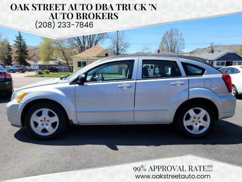2009 Dodge Caliber for sale at Oak Street Auto DBA Truck 'N Auto Brokers in Pocatello ID