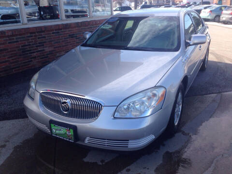 2008 Buick Lucerne for sale at MR Auto Sales Inc. in Eastlake OH
