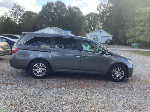 2012 Honda Odyssey for sale at Venable & Son Auto Sales in Walnut Cove NC