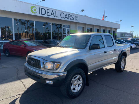 2001 Toyota Tacoma for sale at Ideal Cars in Mesa AZ