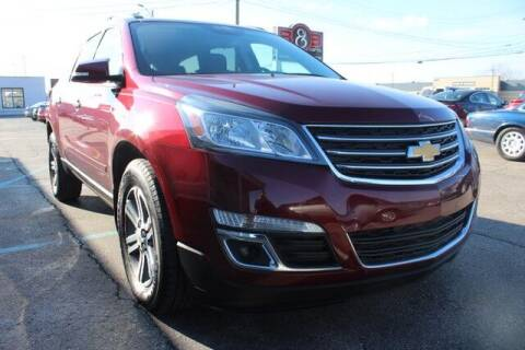 2015 Chevrolet Traverse for sale at B & B Car Co Inc. in Clinton Twp MI