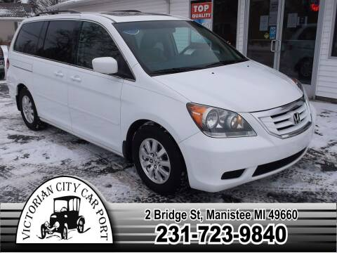 2010 Honda Odyssey for sale at Victorian City Car Port INC in Manistee MI
