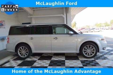 2019 Ford Flex for sale at McLaughlin Ford in Sumter SC