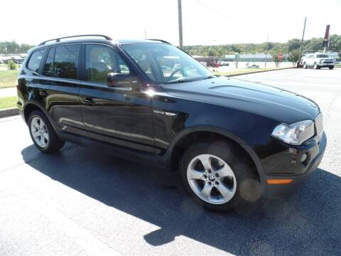 2007 BMW X3 for sale at United Automotive Group in Griffin GA