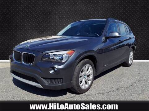 2014 BMW X1 for sale at Hi-Lo Auto Sales in Frederick MD