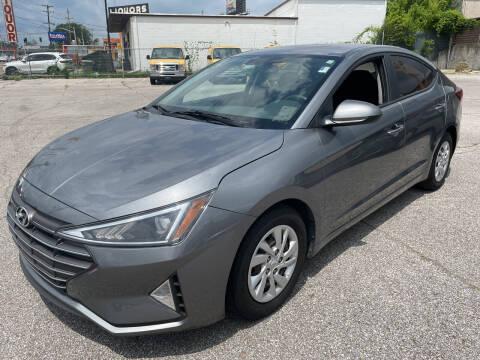 2019 Hyundai Elantra for sale at East Memphis Auto Center in Memphis TN