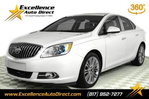 2012 Buick Verano for sale at Excellence Auto Direct in Euless TX
