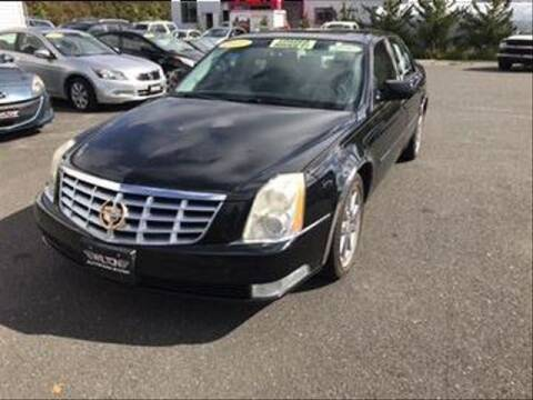 2011 Cadillac DTS for sale at Wilton Auto Park.com in Wilton CT