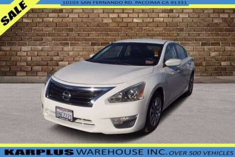 2014 Nissan Altima for sale at Karplus Warehouse in Pacoima CA