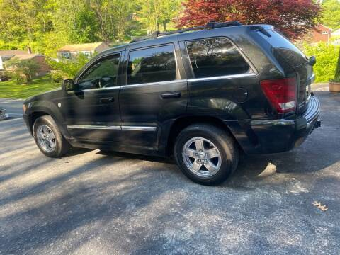 2005 Jeep Grand Cherokee for sale at MG Auto Sales in Pittsburgh PA