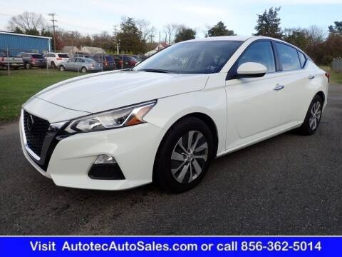 2020 Nissan Altima for sale at Autotec Auto Sales in Vineland NJ