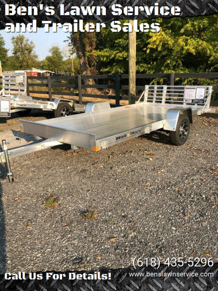 2021 BearTrack BTU80168S for sale at Ben's Lawn Service and Trailer Sales in Benton IL
